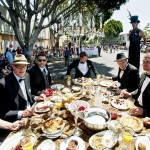 A Moveable Feast in the 2012 Pasadena Doo Dah Parade