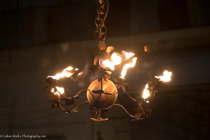 FireChandelier